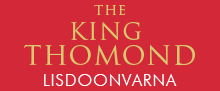 The King Thomond Hotel Retina Logo